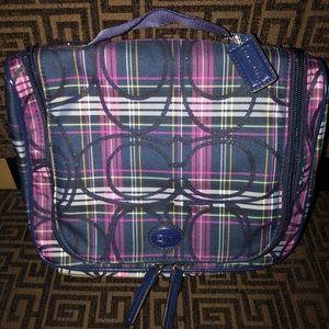 Coach Sm/Med Size Over the Knob Travel Bag
